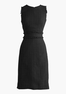 J.Crew Sheath dress in tweed