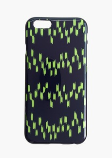 J.Crew Shiny printed case for iPhone® 6/6s