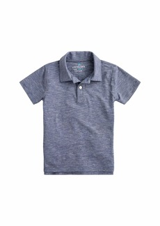 J.Crew Short Sleeve Athletic Polo Shirt (Toddler/Little Kids/Big Kids)