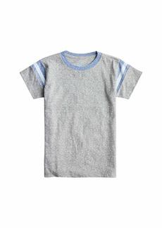 J.Crew Short Sleeve Football T-Shirt (Toddler/Little Kids/Big Kids)