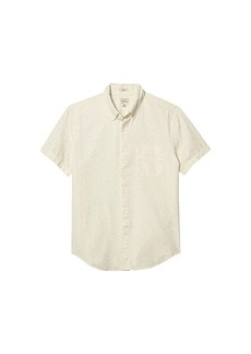 J.Crew Short Sleeve Lightweight Chambray Button-Down