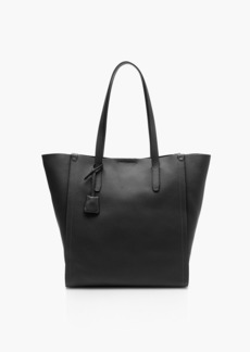 J.Crew Signet tote bag in Italian leather