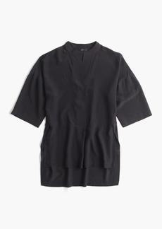 J.Crew Silk tunic