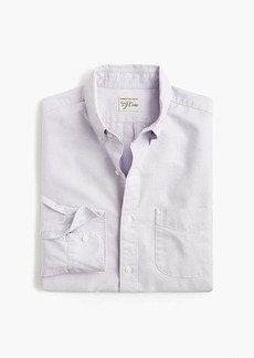 J.Crew Slim American Pima cotton oxford shirt with mechanical stretch