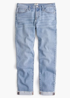 J.Crew Petite Slim boyfriend jean in Shelton wash