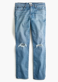 Slim boyfriend jean in Trafford wash