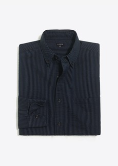 J.Crew Slim-fit seersucker shirt