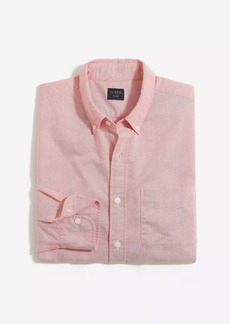 Slim flex oxford shirt
