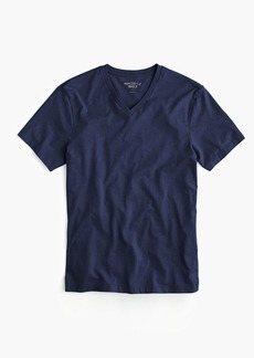 J.Crew Mercantile Broken-in V-neck heather T-shirt