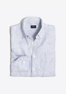 J.Crew Slim linen shirt
