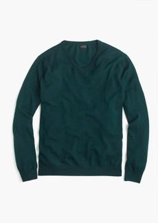 J.Crew Slim merino wool V-neck sweater