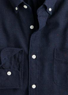 J.Crew Slim neppy twill shirt