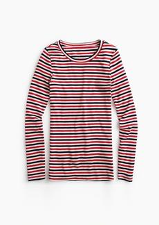 J.Crew Slim perfect long-sleeve T-shirt