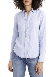 J.Crew Slim Perfect Shirt in Irish Linen