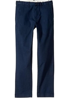 J.Crew Slim Stretch Regular Weight Chino (Toddler/Little Kids/Big Kids)