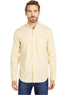 J.Crew Slim Stretch Secret Wash Shirt in Organic Cotton Gingham