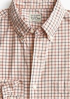 J.Crew Slim stretch Secret Wash shirt in tattersall