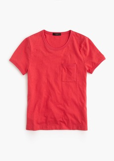 J.Crew Slub cotton ringer T-shirt