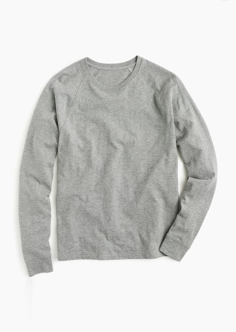 a52b6b4d J.Crew Tall slub jersey long-sleeve T-shirt | Casual Shirts - Shop ...
