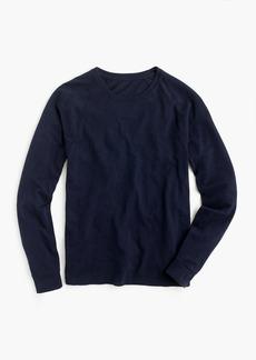 J.Crew Slub jersey long-sleeve T-shirt