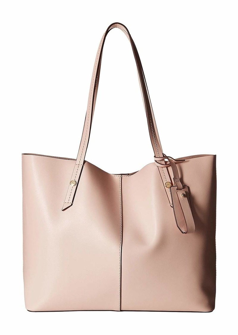 J.Crew Smooth Leather Unlined E/W Tote