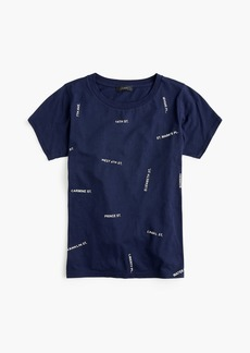 J.Crew Streets of NYC T-shirt