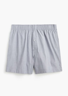 J.Crew Stretch solid boxers