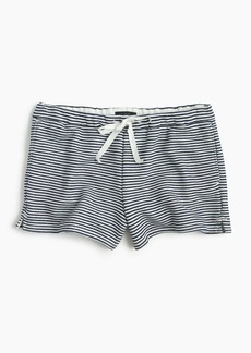 J.Crew Striped cozy beach short