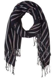 J.Crew Striped Wool Scarf