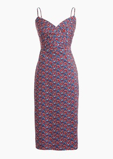 J.Crew Summer party dress in Liberty® Betsy Ann floral