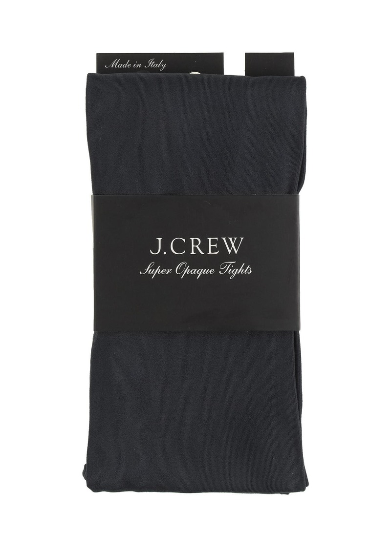 18c154f67d2 On Sale today! J.Crew Super-opaque tights