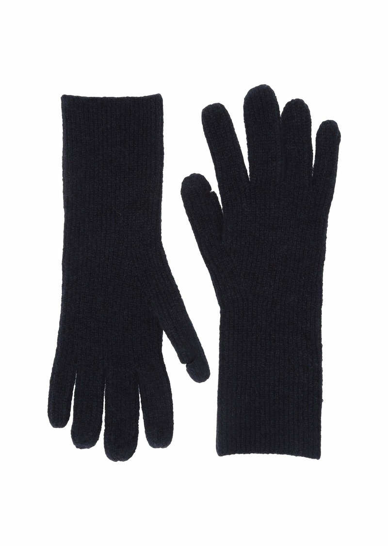 J.Crew Supersoft Easy Ribbed Gloves