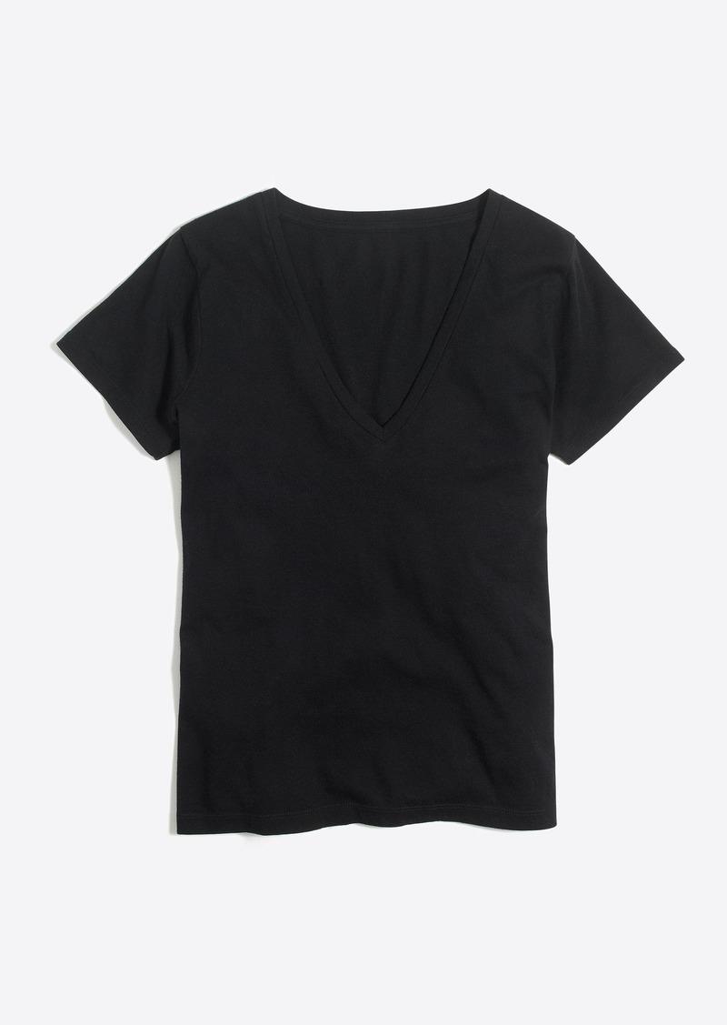 cd5bfd28603f9 J.Crew Supersoft Supima® V-neck T-shirt
