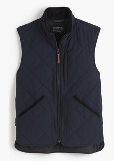 J.Crew Sussex quilted vest