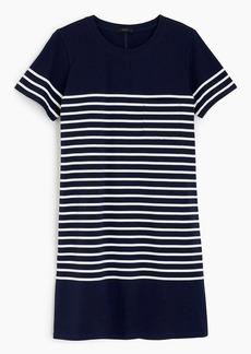 J.Crew T-shirt dress in nautical stripe
