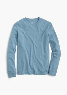 J.Crew Tall broken-in long-sleeve T-shirt
