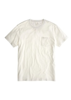 J.Crew Tall broken-in pocket T-shirt