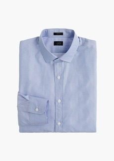 J.Crew Ludlow Slim-fit shirt in end-on-end cotton