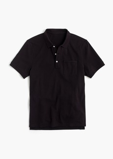 J.Crew Tall stretch piqué polo shirt