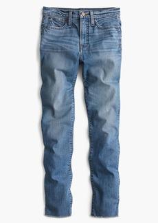 Petite vintage crop jean in Landers wash