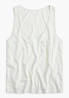 J.Crew Tank top in Supima® cotton