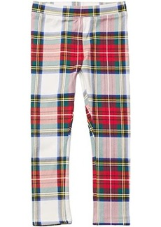J.Crew Tartan Leggings (Toddler/Little Kids/Big Kids)