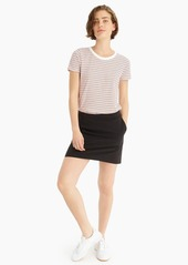 J.Crew Tech skort in recycled stretch nylon