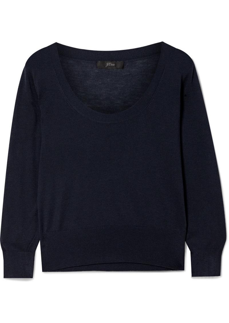 J.Crew Tencel-blend Sweater