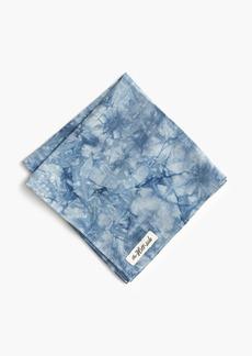 J.Crew The Hill-side® cotton shibori pocket square