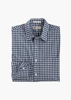 Thomas Mason® for J.Crew Ludlow Slim-fit shirt in blue gingham