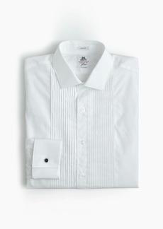 Thomas Mason® for J.Crew Ludlow Slim-fit tuxedo shirt