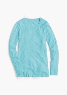 J.Crew Tissue long-sleeve T-shirt