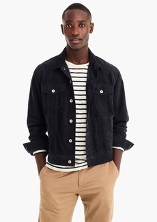 J.Crew Trucker jacket in stretch corduroy