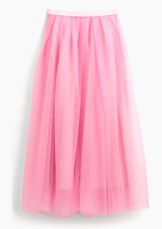 Tulle ball skirt